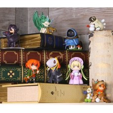 """""""The Ancient Magus' Bride"""" MAG Premium Vignette Collection Mascot Collection 7 types + 1 special character set"""