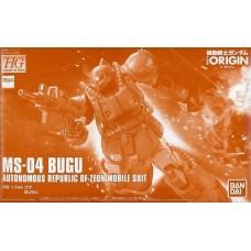 HG 1/144 Gundam The Origin MS-04 BUGU
