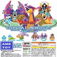 """Dragon Quest"" Crystal Monsters Devil of Legend & Slimes Ver.(Random)/2 pull"