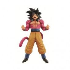 Dragon Ball Super Super Master Stars Peace Son Goku Super Saiyan IV Brush Statue