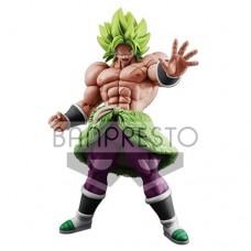 Dragon Ball Super Movie Full Power Super Saiyan Broly King Clustar Statue