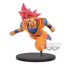 Dragon Ball Super Son Goku Fes!! Super Saiyan God Goku Vol.9 Statue