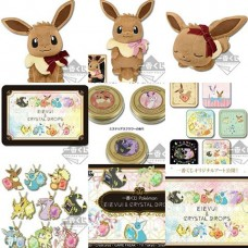 "Ichiban Kuji ""Pokemon"" Eivui & Crystal Drops(SINGLE TICKETS)"