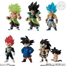Dragon Ball Adverge 9 MOVIE SPECIAL 10Pack BOX