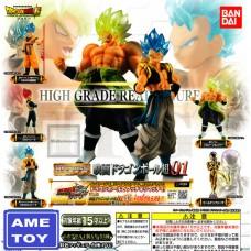 """Dragon Ball Super: Broly"" HG Dragon Ball Super 01(Random)/2 pull"