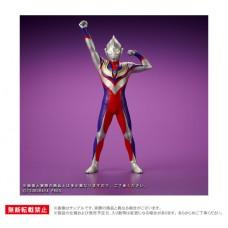 Daikaiju Series ULTRA NEW GENERATION Ultraman Tiga (Multi-type) Arrival Pose Complete Figure