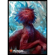 """MAGIC: The Gathering"" Players Card Sleeve Guilds of Ravnica Niv-Mizzet, Parun MTGS-070"