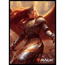 """MAGIC: The Gathering"" Players Card Sleeve Guilds of Ravnica Aurelia, Exemplar of Justice MTGS-072"