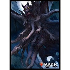 """MAGIC: The Gathering"" Players Card Sleeve Guilds of Ravnica Doom Whisperer MTGS-073"