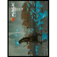 """MAGIC: The Gathering"" Players Card Sleeve Guilds of Ravnica Murmuring Mystic MTGS-074"