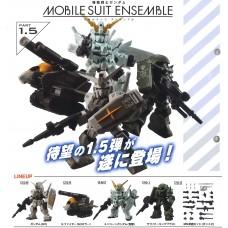 """Gundam"" MOBILE SUIT ENSEMBLE 1.5(Random)/2 pull"