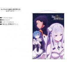 """""""Re:Zero kara Hajimeru Isekai Seikatsu"""" B2 Tapestry"""