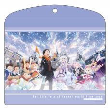 """""""Re:Zero kara Hajimeru Isekai Seikatsu Memory Snow"""" Flat Case B"""