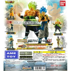 Dragon Ball Super:Broly  HG Dragon Ball Super 01(Random)/2 pull