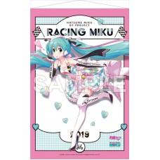 Hatsune Miku Racing Ver.2019 Wall Scroll 2