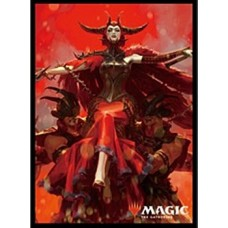 """MAGIC: The Gathering"" Players Card Sleeve Ravnica Allegiance Judith, the Scourge Diva MTGS-076"