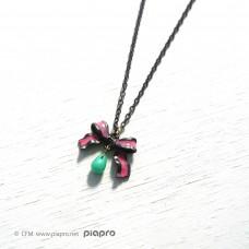 """""""Hatsune Miku"""" Necklace Miku Ribbon"""