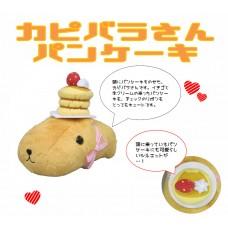 """""""Capybara-san"""" Pancake Plush"""