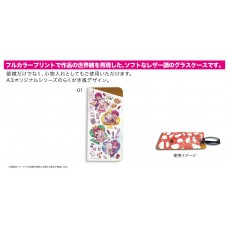 "Chara Glass Case ""No Game No Life"" 01 Sora & Shiro"
