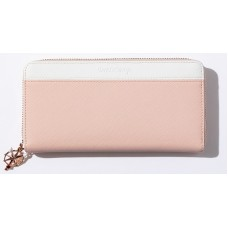 """Cardcaptor Sakura: Clear Card Arc"" Kinomoto Sakura Model Bicolor Long Wallet Pastel Pink"