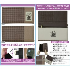 Is the order a rabbit?? Rabbit House Full Color Wallet