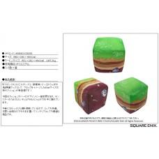 """Dragon Quest Builders 2"" 1/1 Block Cushion -Bakudaniwa & Momonja-"