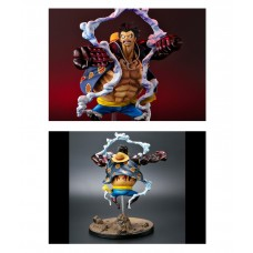 """One Piece"" Archive Collection No. 8 Monkey D. Luffy Gear Fourth Bound Man"