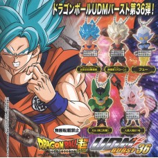 """Dragon Ball Super"" Ultimate Diforume Mascot Burst 36(Random)/2 pull"