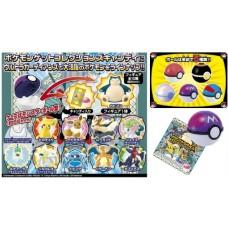 """Pokemon"" Pokemon Get Collections Candy Ultra Guardians Shutsudo! 10Pack box"