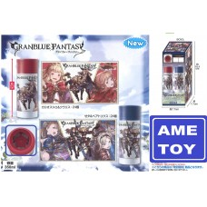 """Granblue Fantasy"" Stainless Steel Bottle  set of 2( PRE-ORDER)"