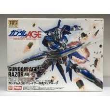 Bandai x Hobby Japan HG 1/144 Gundam Age-1 Razor [AGE-1R] Conversion Kit Custom