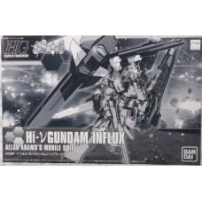 Hi-V Nu Gundam Influx Allan Adam's MS Build Fighters