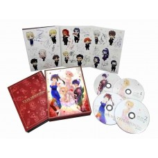 TYPE-MOON Fes. 10TH ANNIVERSARY Blu-ray Disc Box Limited Edition