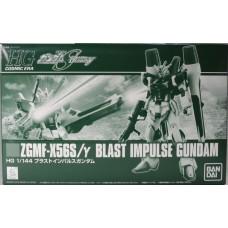 Gundam Seed Destiny ZGMF-X56S/Y Blast Impulse Gundam