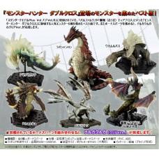Capcom Figure Builder Monster Hunter Standard Model Plus THE BEST - Vol.7,8 - 6Pack BOX