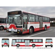 The Bus Collection Gifu Bus Sayonara Mitsubishi Fusou 1st Generation Aero Star MP617M