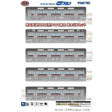 Tetsudou Collection Tobu Railway 9000 Series 9101 Formation Additional 5Car Set