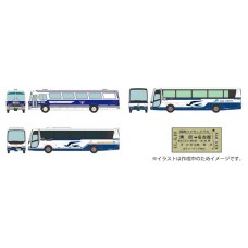 The Bus Collection Tomei Highway Bus 50th Anniversary Commemoration Set