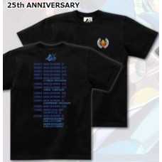 """Mega Man X"" T-shirt 25th Anniversary"