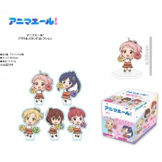 """""""Anima Yell!"""" Acrylic Stand Collection 5pack box"""
