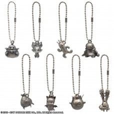 FINAL FANTASY XIV - Minion Metal Charm 8Pack BOX