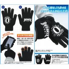 To aru Majutsu no Index III Imagination Breaker Smartphone Gloves
