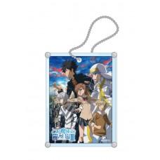 To aru Majutsu no Index III Acrylic Pass Case