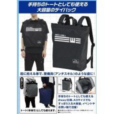 Toaru Majutsu no Index III Anti-Skill 2way Backpack /BLACK
