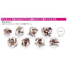 "Acrylic Petit Stand ""Danganronpa V3 Killing Harmony"" 01 Christmas Ver. (Graff Art Design)  8Pack box(Pre-Order closed)"