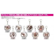 "Acrylic Key Chain ""Danganronpa V3 Killing Harmony"" 06 Christmas Ver. (Graff Art Design)  8Pack box(Pre-order closed)"