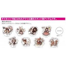 "Acrylic Petit Stand ""Danganronpa V3 Killing Harmony"" 02 Christmas Ver. (Graff Art Design)  8Pack box(Pre-Order closed)"