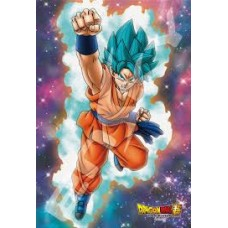Art Crystal Jigsaw - Dragon Ball Super: SSGSS Son Goku 126pcs